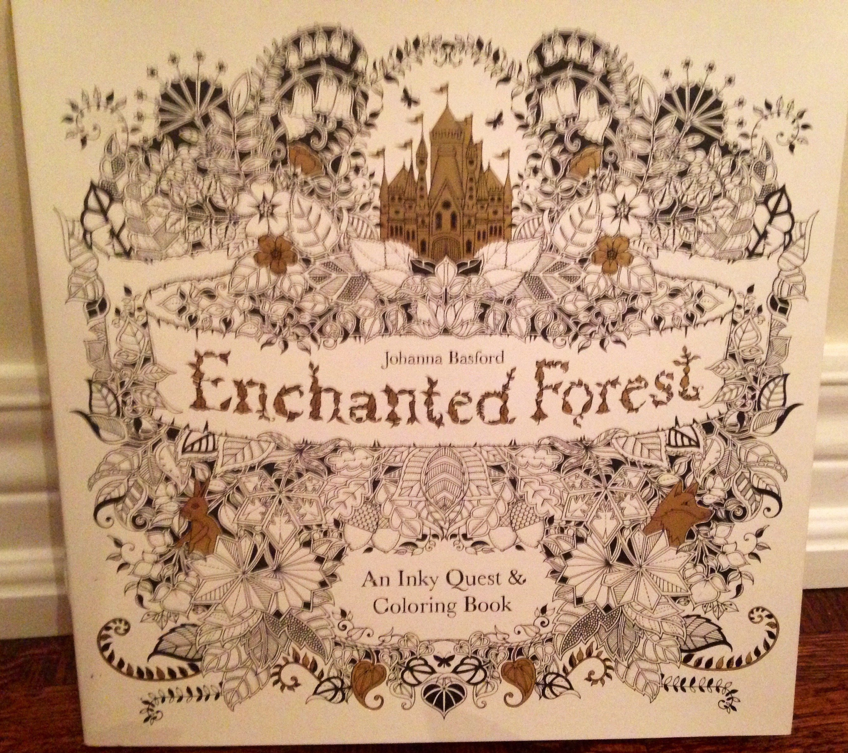 The Author Johanna Basford Also Created 2 Other Equally Beautiful Coloring Books Lost Ocean And Secret Garden Artwork In These Is Exquisite