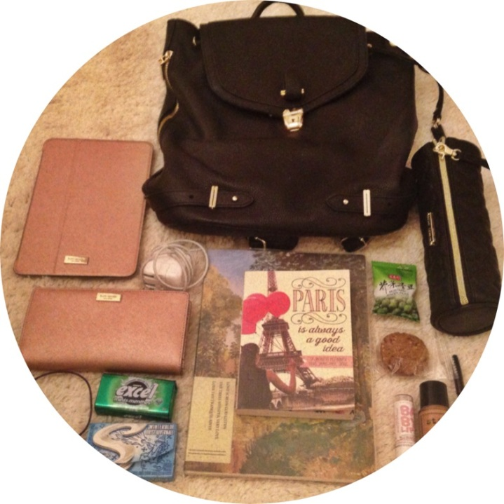 [LIFESTYLE]: What's in my school bag?